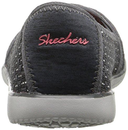 Skechers Spectrum Auffälliges Fashion Sneaker Charcoal