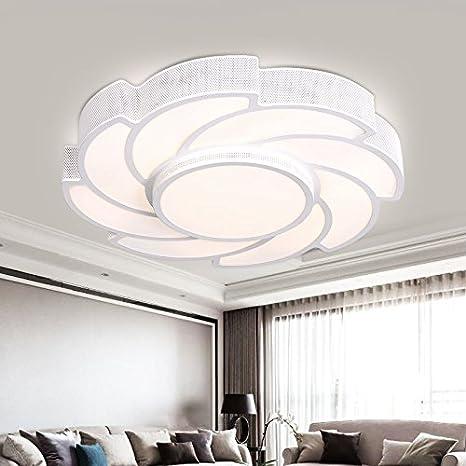 XMZ Araña de luces colgantes Lámparas de techo para el ...