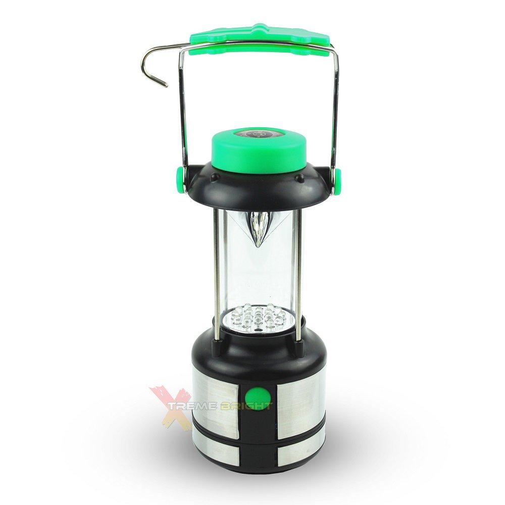Xtreme Bright Super Pro Series 17 LED Lantern - Powerful Lantern/Flashlight - Perfect Outdoor Tabletop Lantern for Fishing, Boating & Camping - 100% 141[並行輸入] B00RY0XDKS