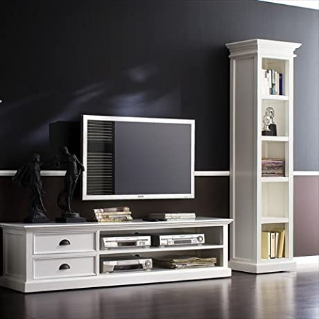 Halifax TV Console And Media Center With 2 Drawers