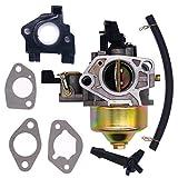 Lumix GC Carburetor Gasket Intake Insulator Harbor Freight Chicago Predator 60340 60349 69736 13HP 420CC Engine