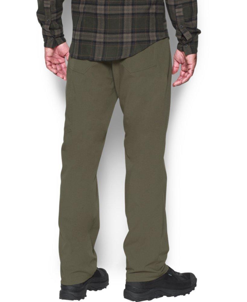 Under Armour Men's Storm Covert Tactical Pants, Marine Od Green /Marine Od Green, 30/32 by Under Armour (Image #2)