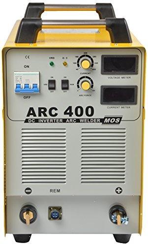 GK 36 & CO Welding Machine, 400 Amps, 3 Phase (Yellow