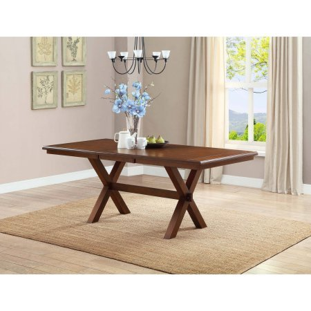 Better Homes and Gardens Maddox Crossing Dining Table with (Dining Room Painted Side Table)