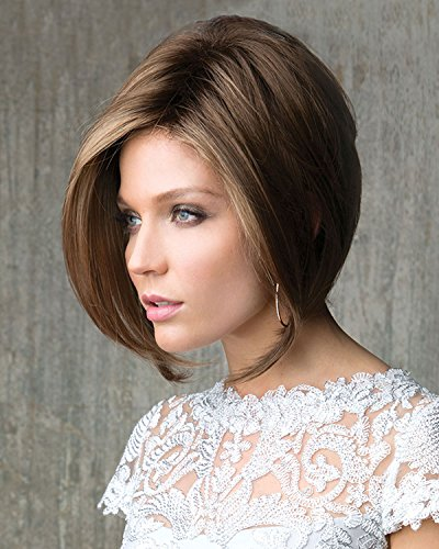 Aria Lace Front Synthetic Wig By Rene Of Paris Toasted Brown