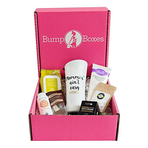 Bump Boxes 4th Trimester New Mom Gift Box