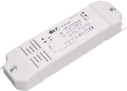 Alimentatore led QLT PLK303 8,4W 12V max 700mA per moduli led