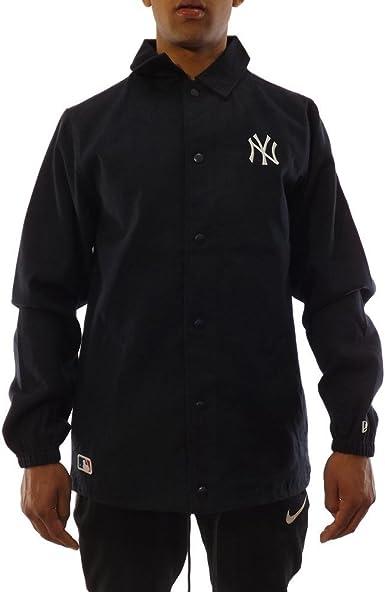 A NEW ERA Chaqueta MLB York Yankees Team Apparel Coaches Azul ...