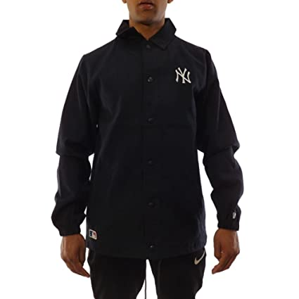 separation shoes 9ed47 44847 Giacca New Era - Mlb New York Yankees Team Apparel Coaches ...