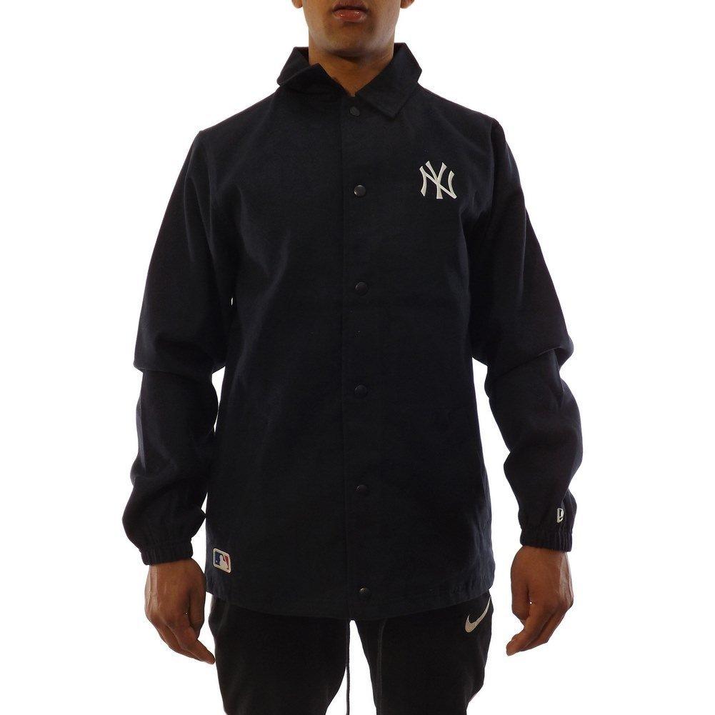 A NEW ERA Chaqueta MLB York Yankees Team Apparel Coaches ...