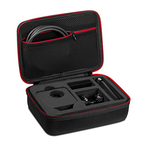iTrunk Portable Carrying Case Compatible for GoPro Fusion, Protective Waterproof and Shockproof Case Compatible for GoPro Fusion Camera