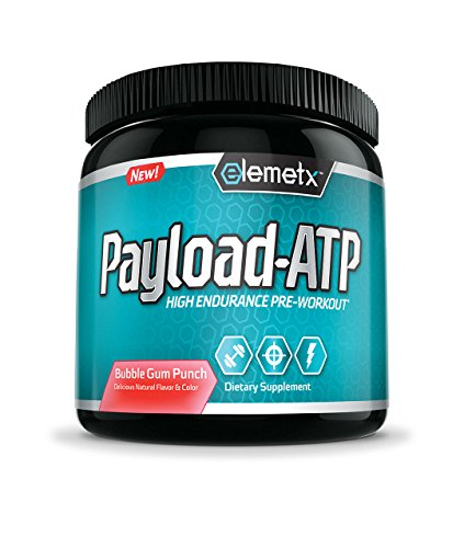 ElemetxTM Payload-ATP - High Endurance Pre-Workout