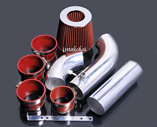 - Cold Air Intake Kit Systems FIT FOR 1994-1997 Chevrolet Camaro Z28, Pontiac Firebird (Formula, Trans Am, Firehawk) 5.7 5.7l V8 ENGINE (RED)