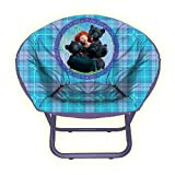 Disney Pixar Brave Mini Saucer Chair
