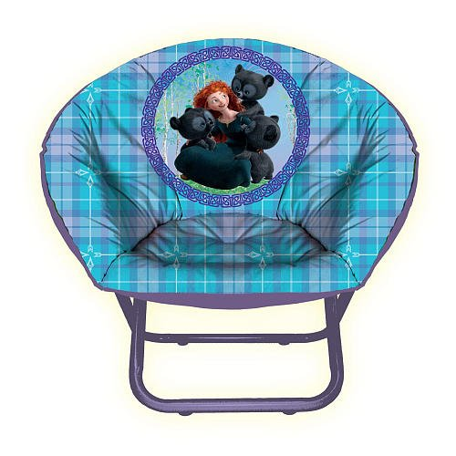 UPC 784857489002, Disney Pixar Brave Mini Saucer Chair