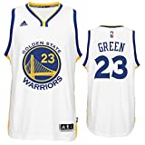 Draymond Green Golden State Warriors White NBA Youth Home Swingman Jersey (Medium 10/12)