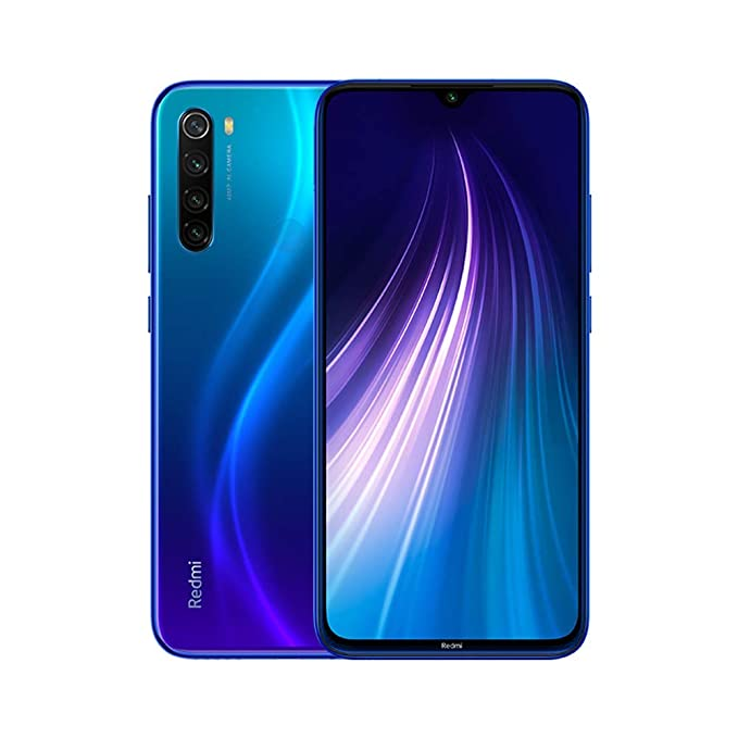 Xiaomi Note 8 3G 32GB Azul [ Versión Global ]