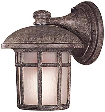 Minka Lavery Outdoor 8251-61 Cranston Outdoor Wall Sconce Lighting 75 Total Watts  sc 1 st  Amazon.com & Minka Lavery Outdoor 8251-61 Cranston Outdoor Wall Sconce Lighting ...