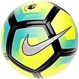 Nike Pitch Premier League Football 2017 - Size 5 - Yellow/Blue by Nike