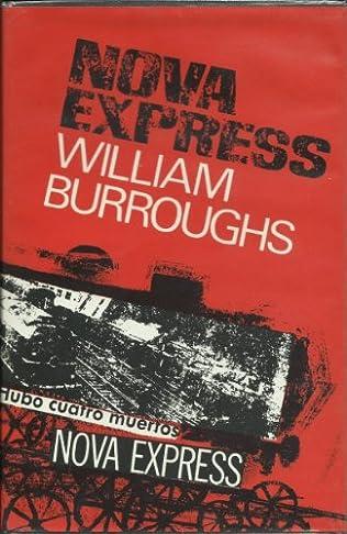 book cover of Nova Express