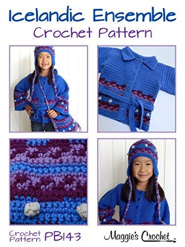 - Crochet Pattern Icelandic Ensemble PB143