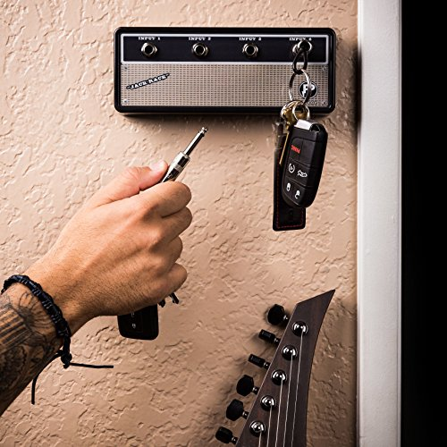 - Pluginz Jack Rack Vintage Guitar Amp Key Holder
