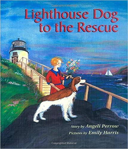 Book Lighthouse Dog to the Rescue by Angeli Perrow (2000-01-01)