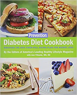 Preventions Diabetes Diet Cookbook