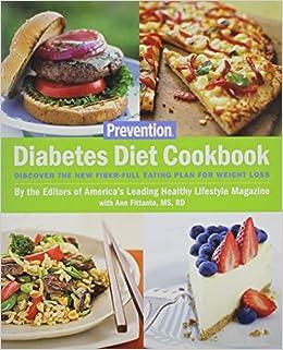Preventions Diabetes Diet Cookbook