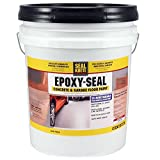 Seal-Krete Epoxy Seal Armor Gray 921 5-gal. Concrete and Garage Floor Paint