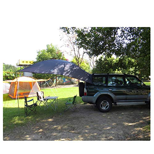 Casavidas Shelter Truck Car Tent Trailer Awning Rooftop Camper Outdoor Canopy Sunshade