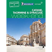GUIDE VERT - CATANE, SYRACUSE, TAORMINE WEEK-END (French Edition)