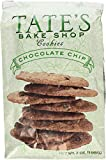 Tate's Bake Shop Chocolate Chip Cookies, 7oz Bag, Pack of 3