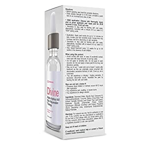 Glycolic Acid Peel 50% - Exfoliate Dead Skin Cells, Treat Acne and Help Clear Blackheads & Blocked Pores, Fade The Appearance Of Dark Spots & Fine Lines