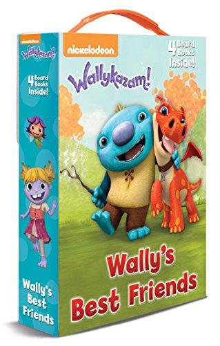 WALLY'S BEST FRIENDS -