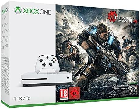 Xbox One S Gears Of War 4 Bundle (1 TB) [Importación Inglesa ...