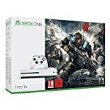 Xbox One S Gears of War 4 Console Bundle (1TB)