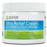 Powerful Joint and Muscle Pain Relief Cream with Patented Ingredients and Proven Results. Advanced Natural Formula for Knee, Back, Foot, Neck, Shoulder, Hip, Wrist, Tendon and Chronic Pain