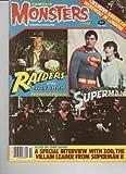 Famous Monsters #178 (Warren Magazine) Indiana Jones Superman 2 Zod  Famous Monsters #178, Indiana Jones Superman, 2 Zod
