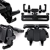 DURAGADGET Car Headrest mount Holder cradle for Netbooks up to 11 inchs