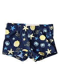 Infant Baby Boys Swim Board Shorts Starfish Swim Bottoms