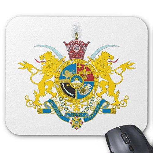 Zazzle Iran Coat Of Arms (pahlavi Dynasty 1925-1979) Mouse Pad