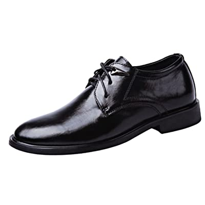 LOUECHY Men's Liberva Genuine Leather Slip-on Loafer Casual Shoes Breathable Driving Shoes | Loafers & Slip-Ons