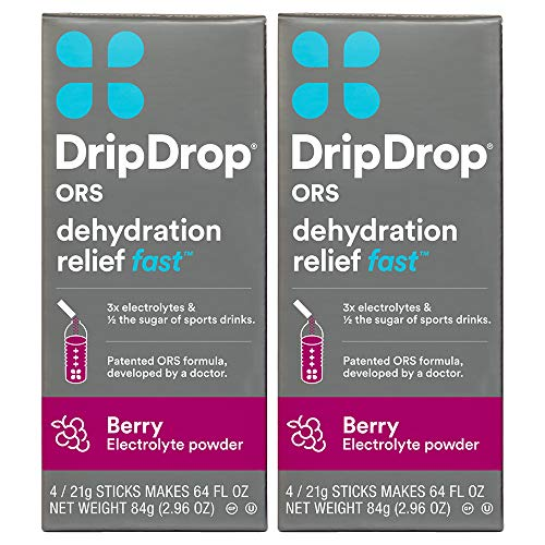 DripDrop ORS  Patented