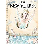 The New Yorker, July 27th 2015 (Robin Wright, Jeffrey Toobin, Adam Gopnik) | Robin Wright,Jeffrey Toobin,Adam Gopnik