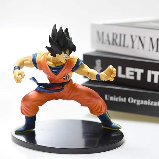 Dragon Ball Hand Model Son Goku Regalo De Cumpleaños ...