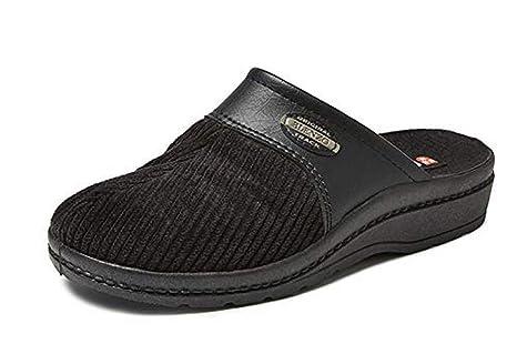 Blenzo 6856 Men's Slippers Black