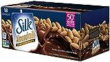 Silk Pure Almondmilk Dark Chocolate, 8-Ounce Aseptic Cartons (Pack of 18)