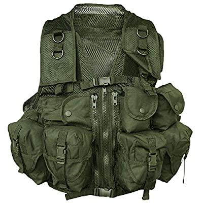 Mil-Tec 9 Pocket Tactical Vest
