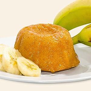 Mayan Fiesta Golden Rum cake, 4 ounce (Banana)